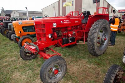 Salon du machinisme : Le chinois Yto crée un tracteur «?made in France?»