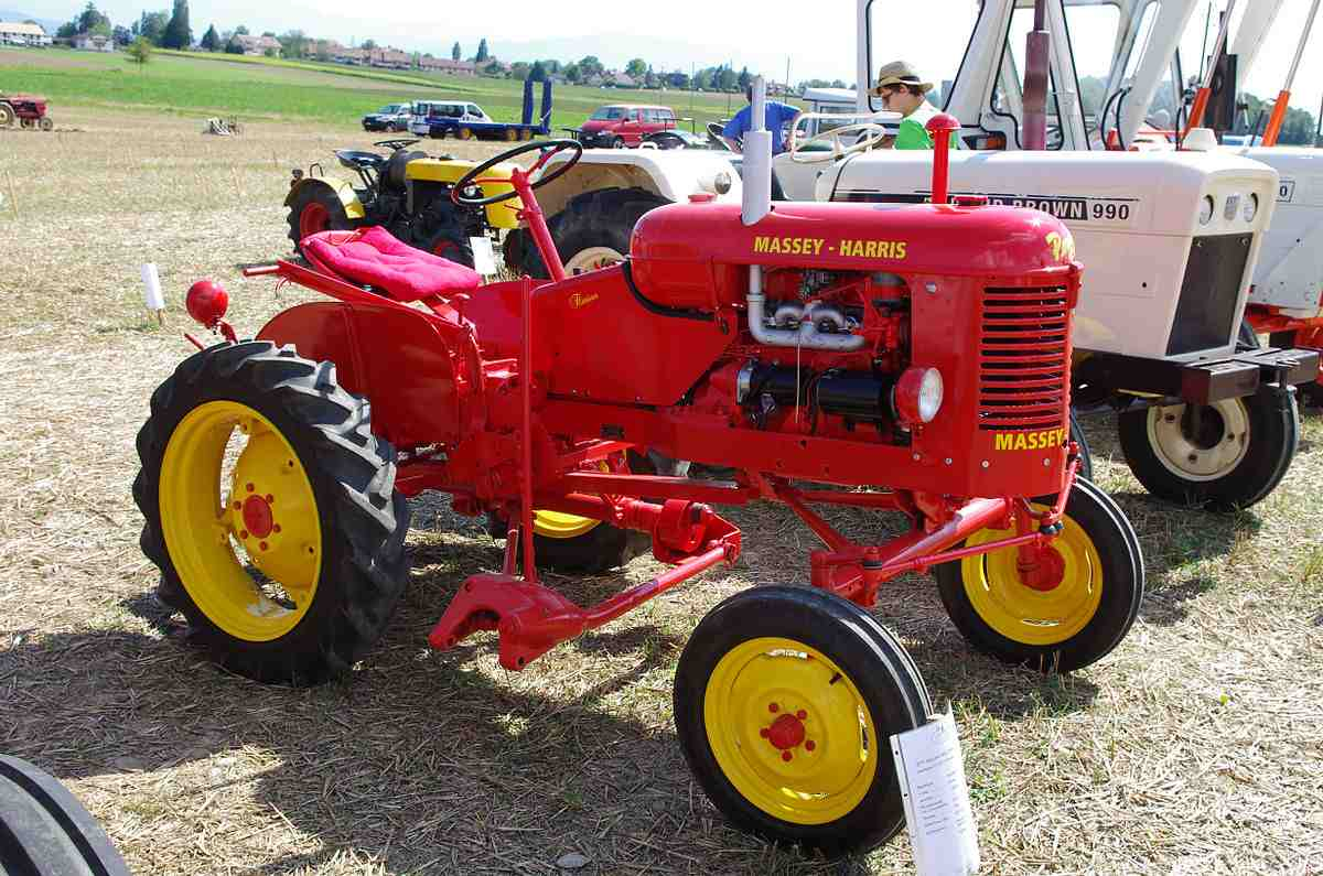 Salon du machinisme agricole 2019
